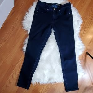 AE skinny jeans size 8